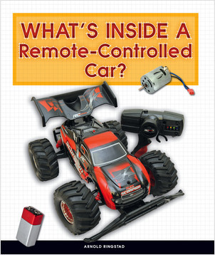 Cover: What's Inside a Remote-Controlled Car?