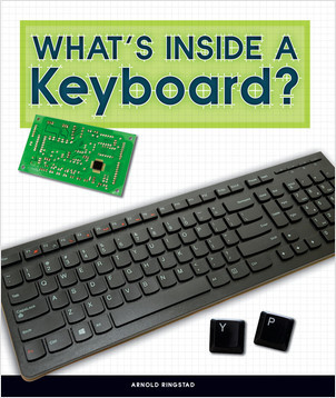 Cover: What's Inside a Keyboard?