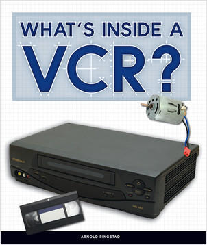 Cover: What's Inside a VCR?