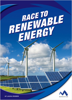 Cover: Race to Renewable Energy