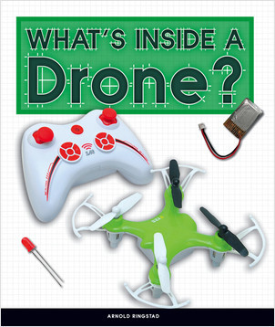 Cover: What's Inside a Drone?