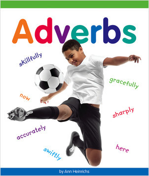 Cover: Adverbs