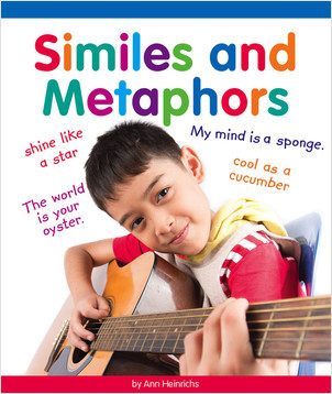 Cover: Similes and Metaphors