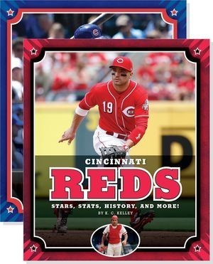 Cover: Major League Baseball Teams: NL Central