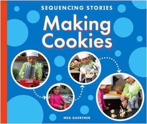 Cover: Making Cookies