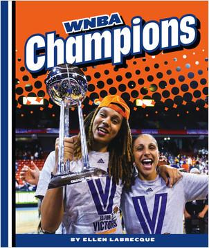 Cover: WNBA Champions
