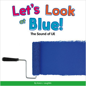 Cover: Let's Look at Blue!: The Sound of UE