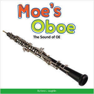 Cover: Moe's Oboe: The Sound of OE
