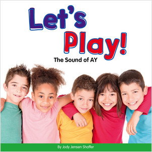 Cover: Let's Play!: The Sound of AY
