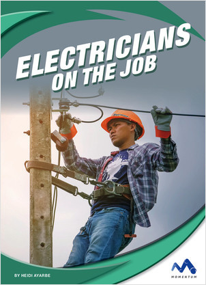 Cover: Electricians on the Job