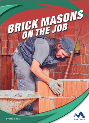 Cover: Brick Masons on the Job