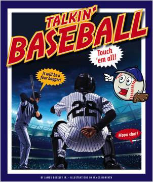 Cover: Talkin' Baseball