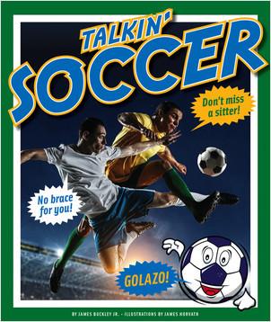 Cover: Talkin' Soccer