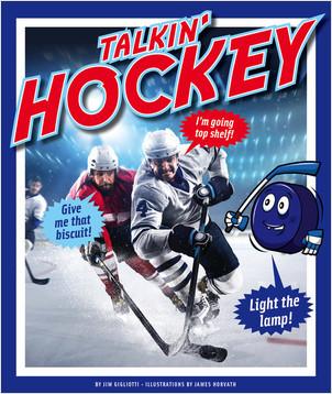 Cover: Talkin' Hockey