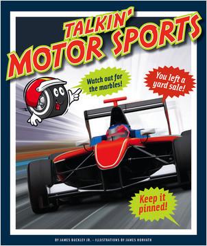 Cover: Talkin' Motor Sports
