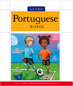 Cover: Learn Portuguese Words