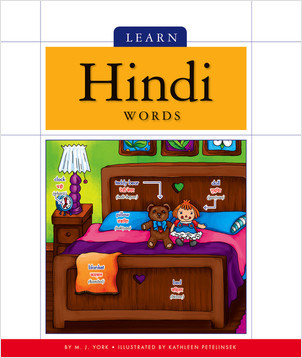 Cover: Learn Hindi Words
