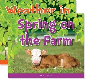 Cover: Welcome, Spring!