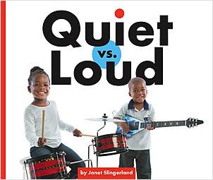 Cover: Quiet vs. Loud