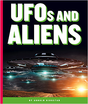 Cover: UFOs and Aliens