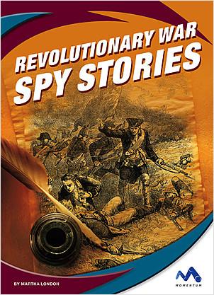 Cover: Revolutionary War Spy Stories