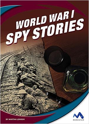 Cover: World War I Spy Stories