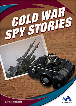 Cover: Cold War Spy Stories