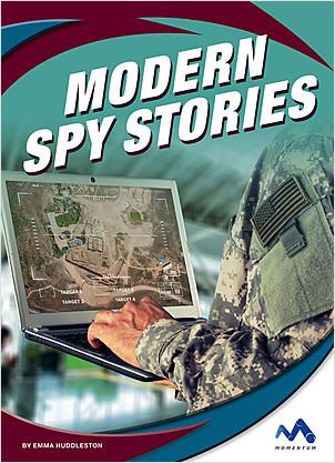 Cover: Modern Spy Stories