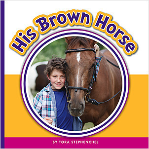 Cover: His Brown Horse