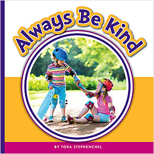 Cover: Always Be Kind