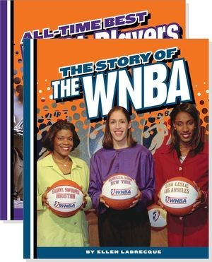 Cover: Women's Professional Basketball
