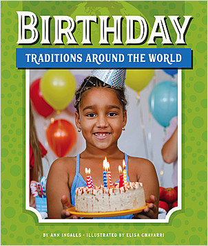 Cover: Traditions around the World