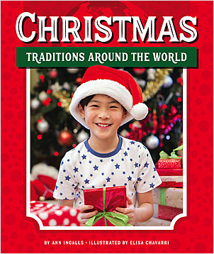 Cover: Christmas Traditions around the World