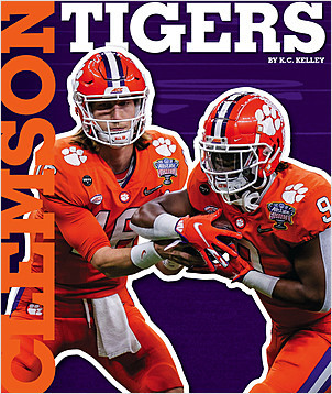 Cover: Clemson Tigers