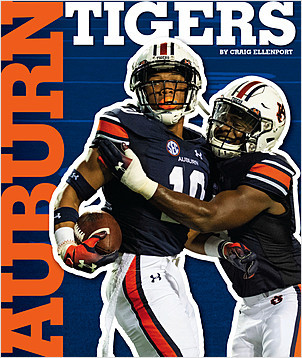 Cover: Auburn Tigers