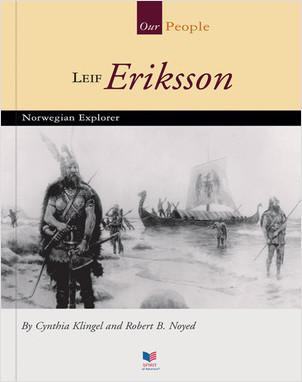 Cover: Leif Eriksson: Norwegian Explorer