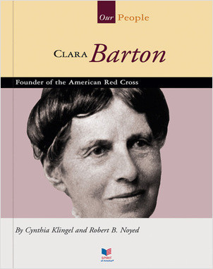 Cover: Clara Barton: Founder of the American Red Cross