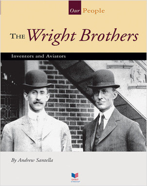 Cover: The Wright Brothers: Inventors and Aviators