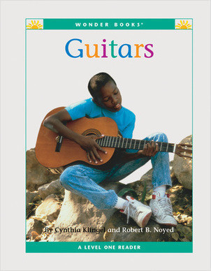Cover: Guitars