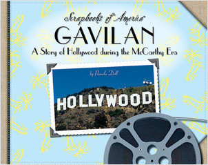 Cover: Gavilan: A Story of Hollywood during the McCarthy Era
