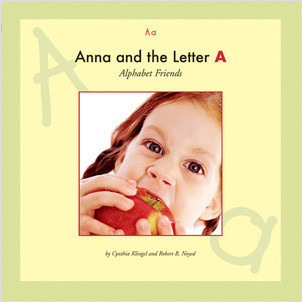 Cover: Anna and the Letter A