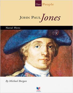 Cover: John Paul Jones: Naval Hero