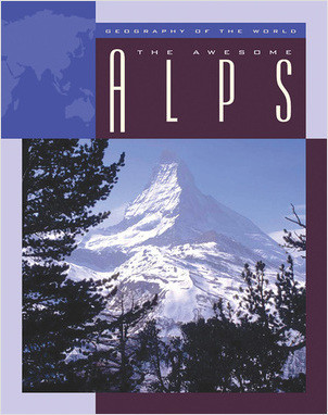 Cover: Geography of the World Mountains