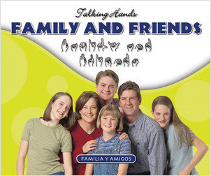 Cover: Family and Friends/Familia y Amigos