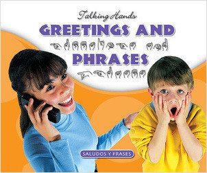 Cover: Greetings and Phrases/Saludos y Frases