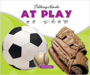Cover: At Play/En el Juego