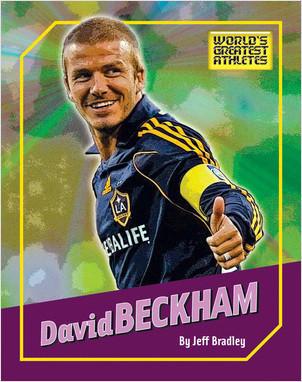 Cover: David Beckham
