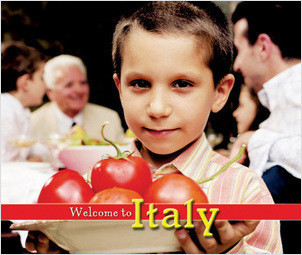 Cover: Welcome to Italy