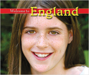 Cover: Welcome to England