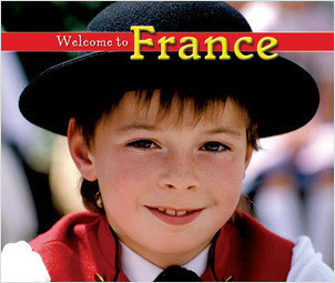 Cover: Welcome to France